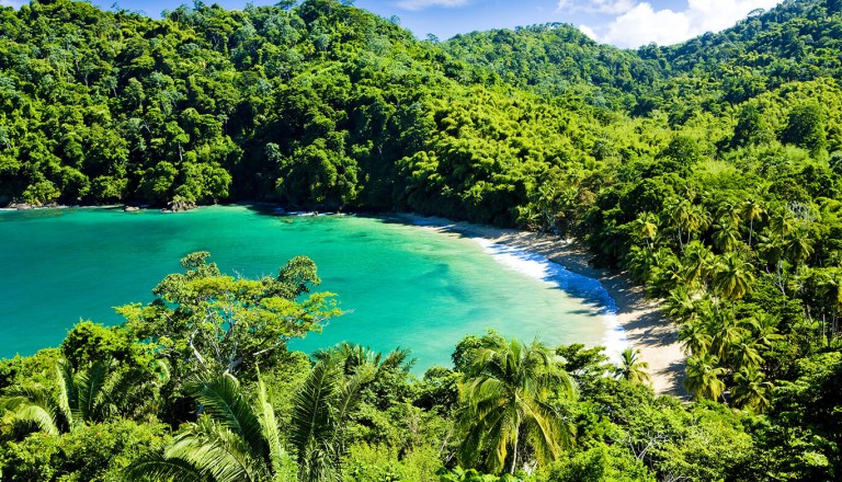 Englishmans Bay - Tobago