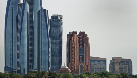 Abu Dhabi Städtereise