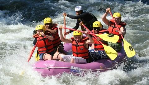 fethiye - Rafting auf dem Dalaman