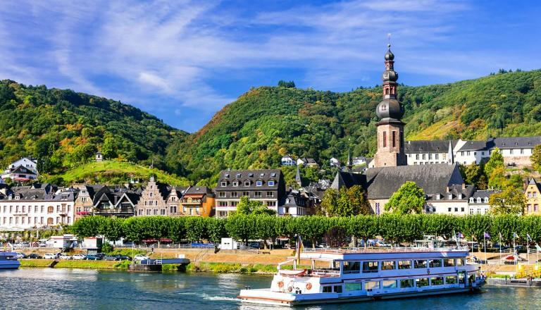Flusskreuzfahrten - Rhein