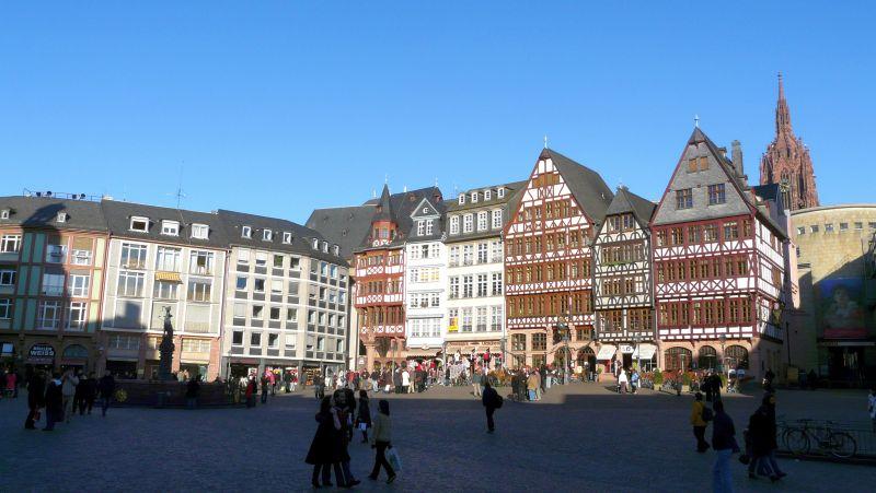 Top Sehenswürdigkeit in Hessen: Der Franfurter Römer