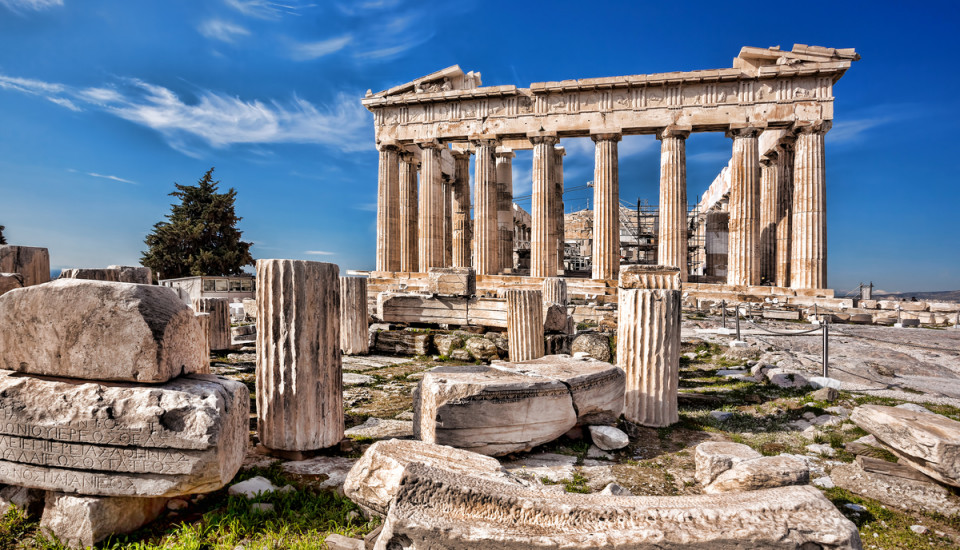 Frühbucher Griechenland