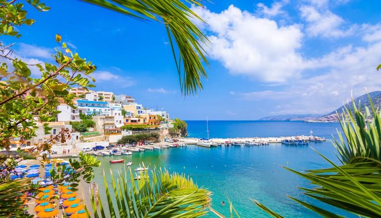 Griechenland - Frühlingssonne