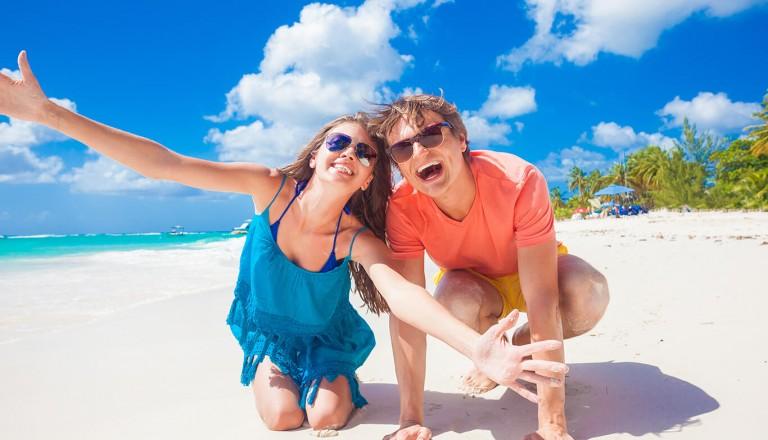 Hochzeitsreise - Karibik