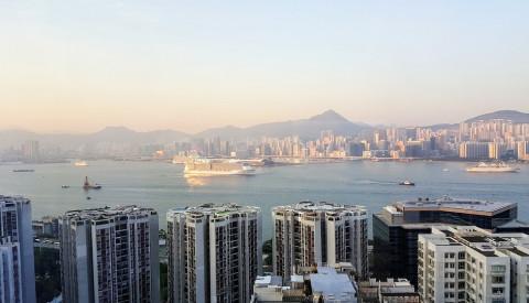 Hongkong Victoria Harbour