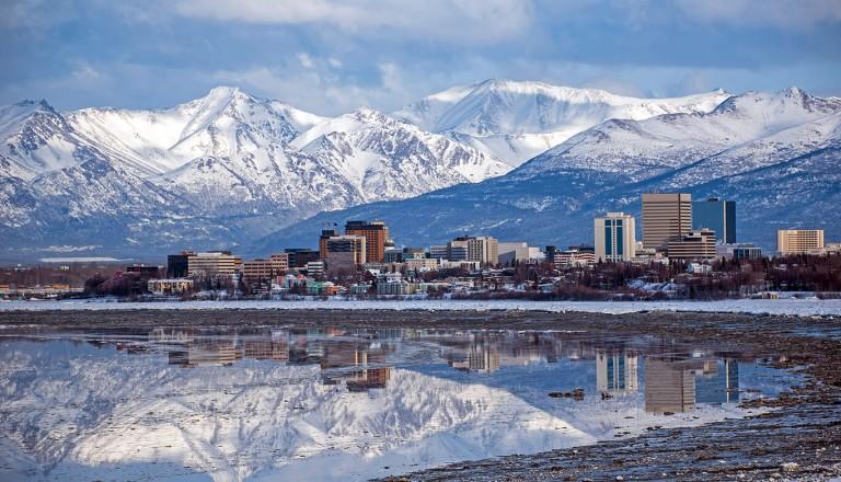 iditarod - Anchorage