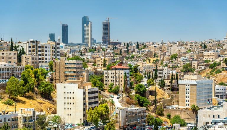 Jordanien - Amman