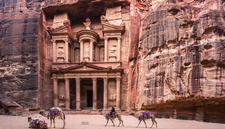 Jordanien - Felsenstadt Petra
