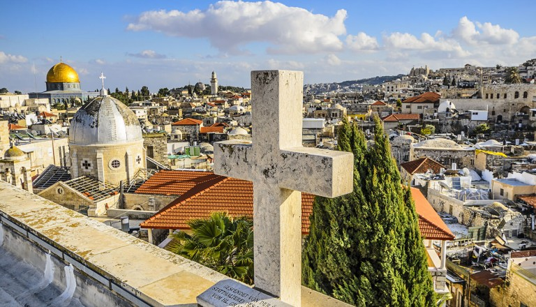 Jordanien - Jerusalem