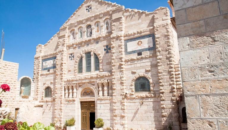 Jordanien - Mosaikstadt Madaba