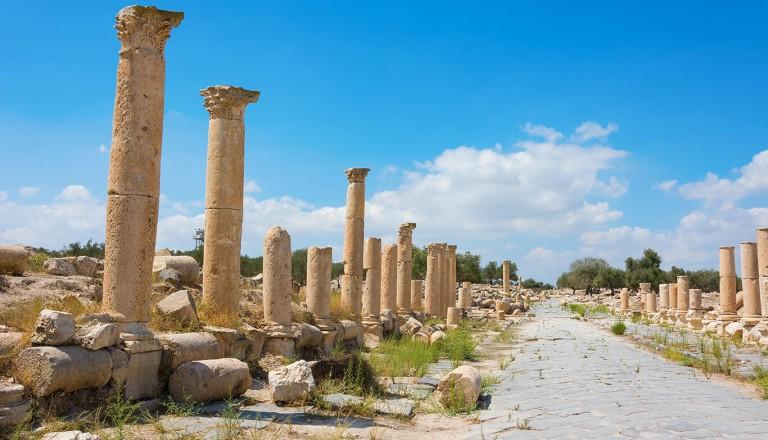 Jordanien - Umm Qais