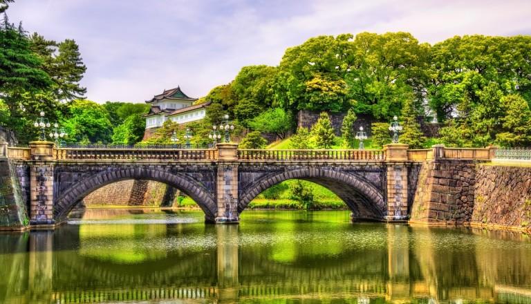 Kaiserpalast in Tokio