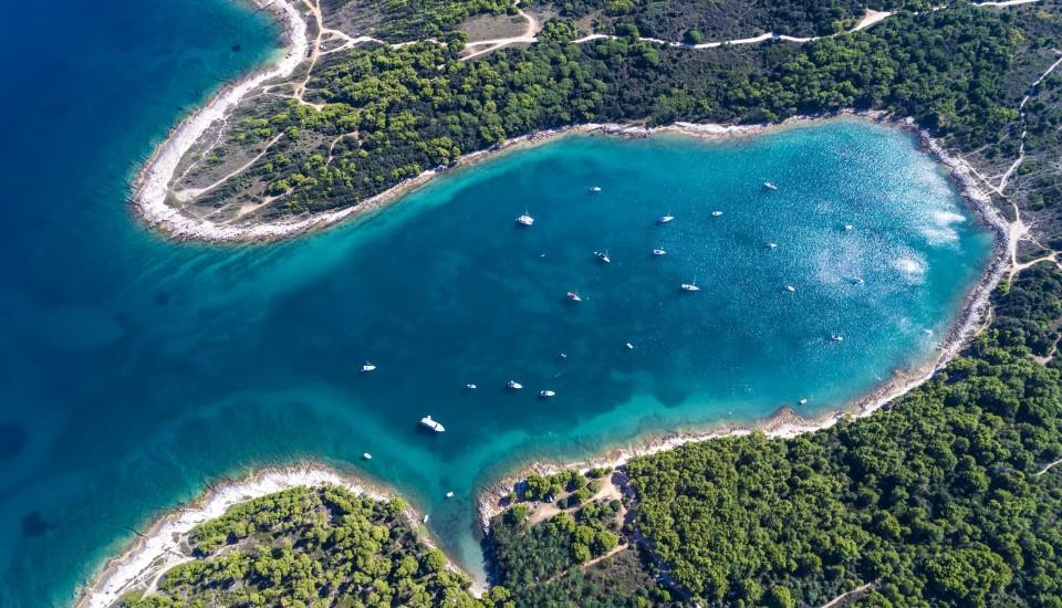 Kap Kamenjak auf der Halbinsel Istrien