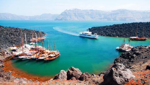 Pauschalreisen Santorin