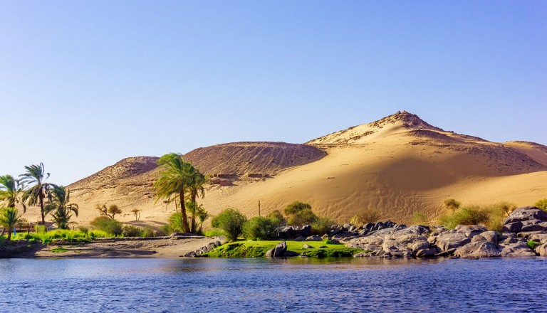 Kreuzfahrten - Nil - Assuan