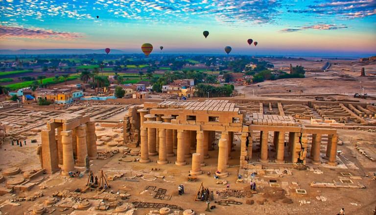 Kreuzfahrten - Nil - Luxor