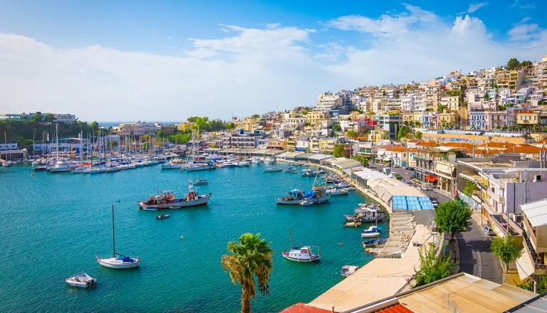 Kreuzfahrten - Oestliches Mittelmeer - Griechenland