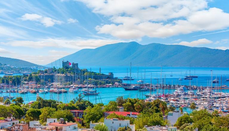 Kreuzfahrten - Oestliches Mittelmeer - Reisezeit