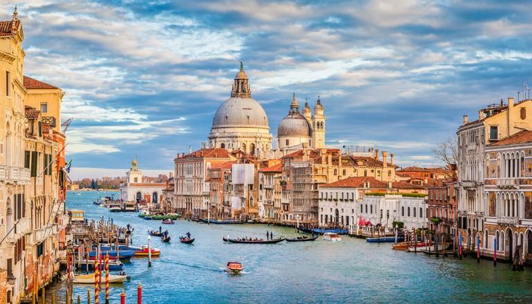Kreuzfahrten - Oestliches Mittelmeer - Venedig