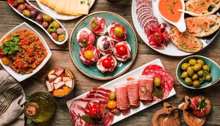 Kulinarische reisen - Spanien