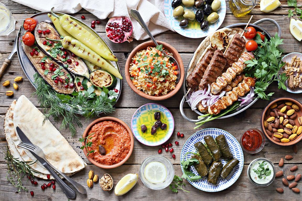 Kulinarische reisen - Tuerkei