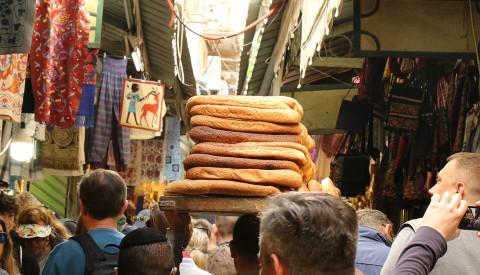 Markt Jerusalem