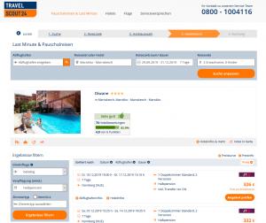 Marrakesch Deal Marokko Screenshot