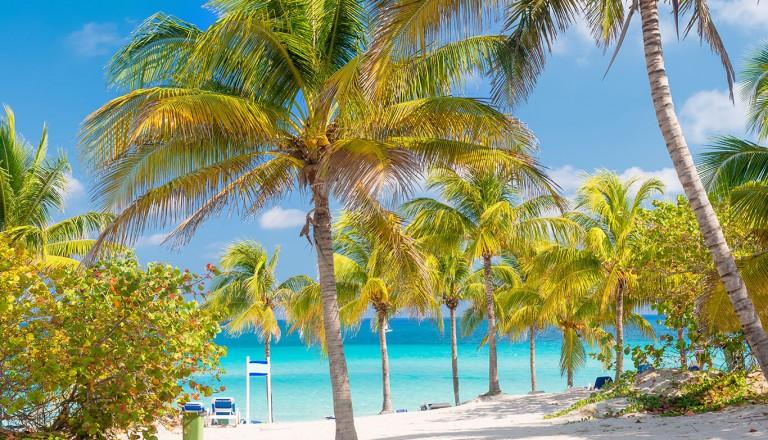 Playa Sirena - Kuba