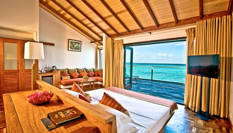 Reethi Beach Resort Malediven