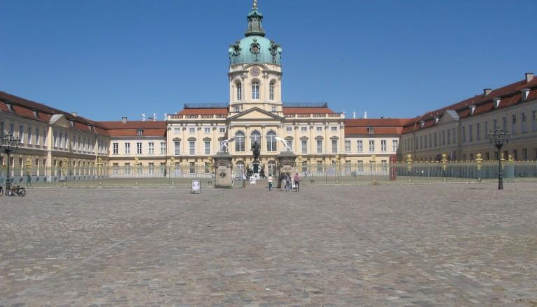 Schloss Charlottenburg in Berlin