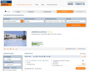 Screenshot Deal Marokko