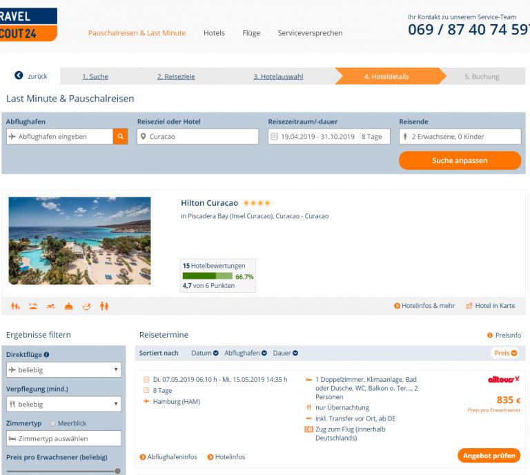 Screenshot-Hilton-Curacao