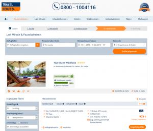 Screenshot Deal Sri Lanka