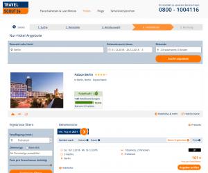 Screenshot Berlin Palace Deal