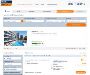 Screenshot Deal Godlstrand Bulgarien