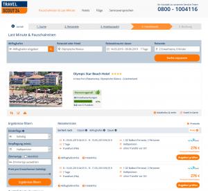 Screenshot Deal Griechenland