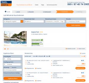 Screenshot Deal Quijote Park