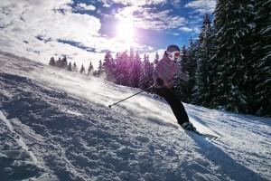 Skifahren Österreich