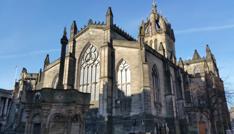 Städtereisen Edinburgh