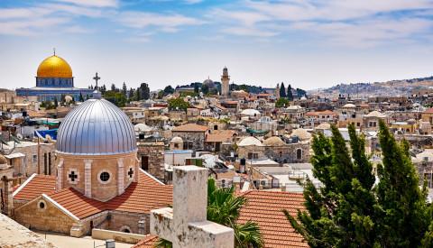 Städtereisen Jerusalem