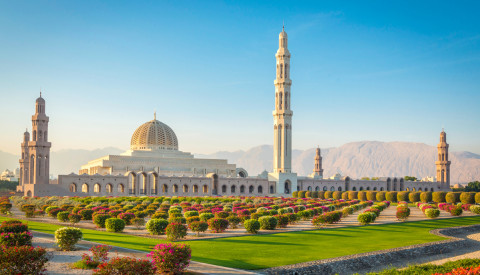 Sultan Quabus Moschee