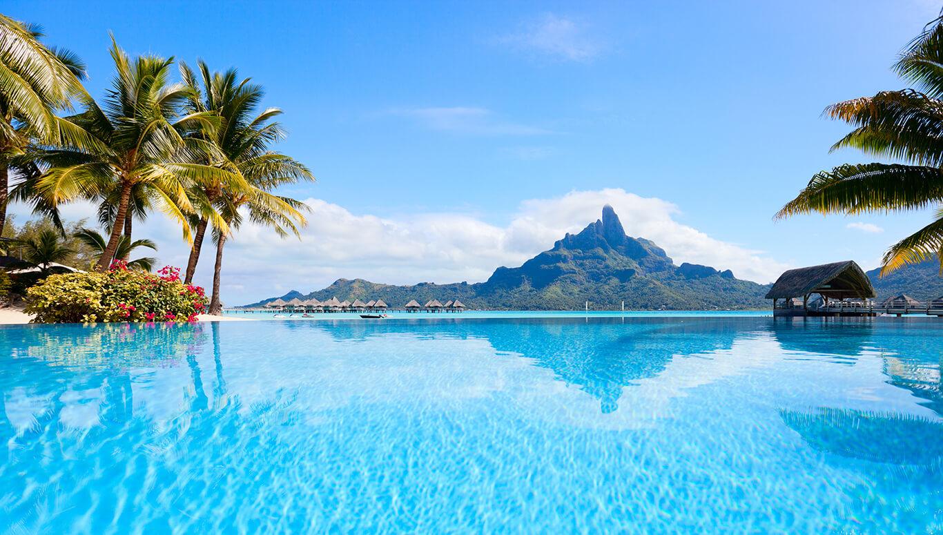 Tahiti Beach - Bahamas