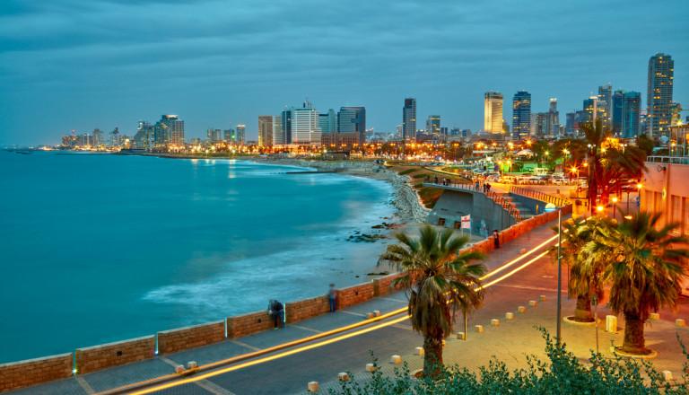 Tel Aviv, Pauschalreisen Israel
