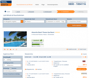 Thassos-Deal Screenshot