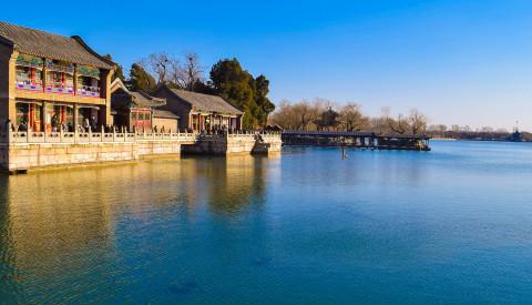Städtereisen Peking