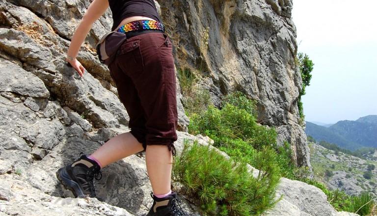 Natur, Muskelkraft und jede Menge Spaß erwartet den Wanderer auf Mallorca!