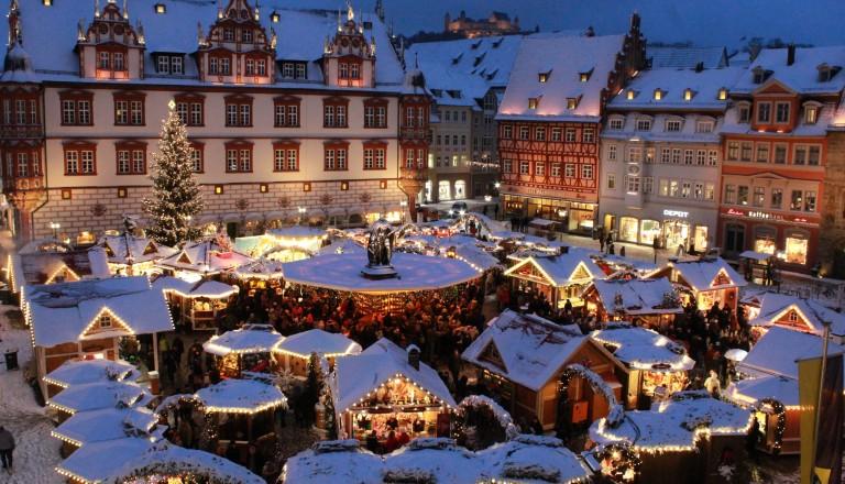 Coburger Weihnachtsmarkt