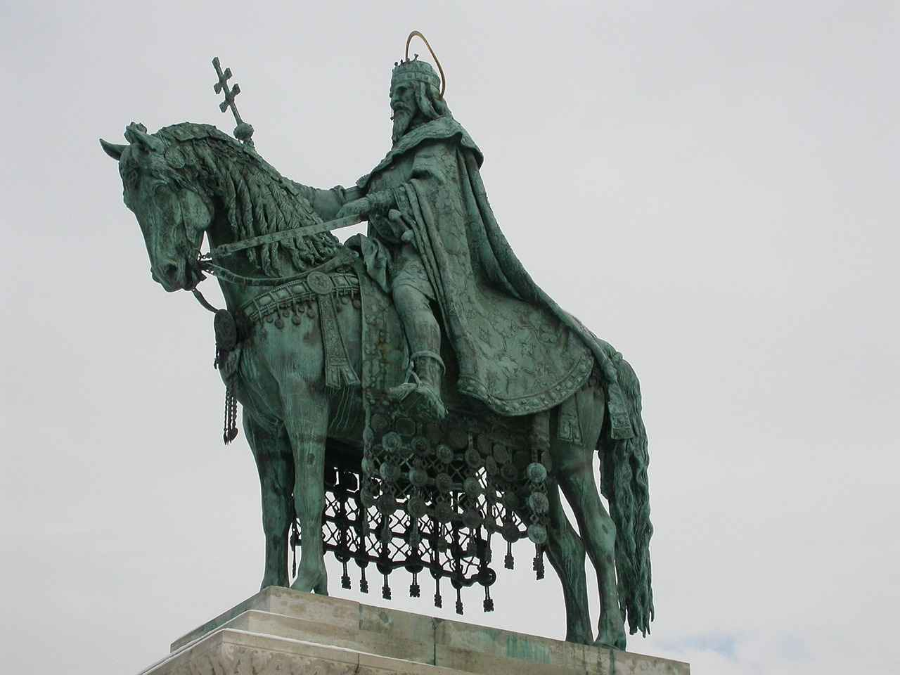 Stephan I. der Heilige
