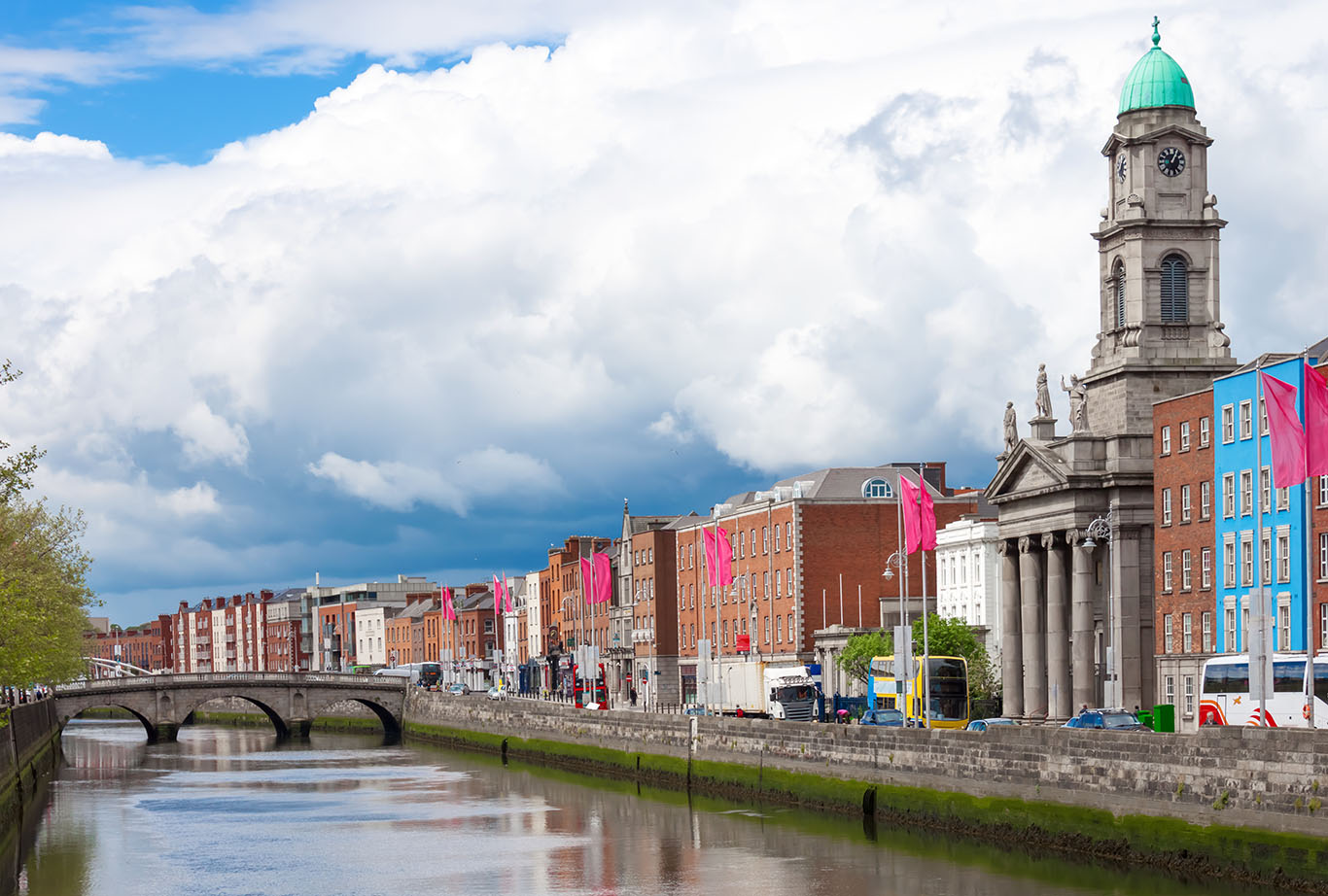Billigfluege Dublin, Ireland