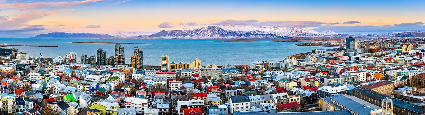 Billigflüge nach Island